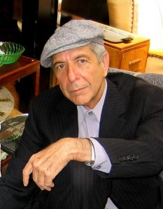 Leonard Cohen today