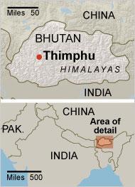bhutan_map1