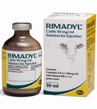 Rimadyl - another steroid fed to livestock