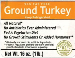This is the type of meat you want to eat - antibiotic and hormone free