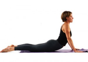 A Hatha Yoga pose