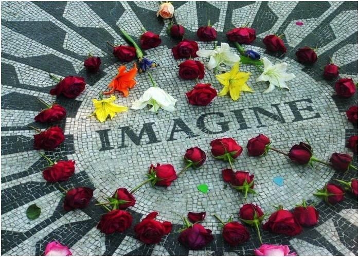 Imagine Peace The Work Of Yoko Ono