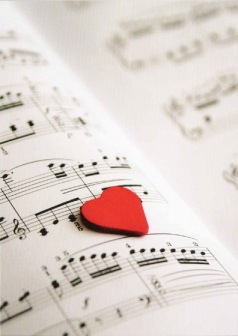 new love & music image