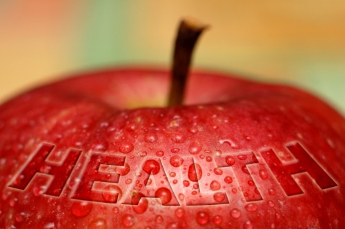 """No longer might the slogan """"an apple a day keeps the doctor away"""" be as relevant"""