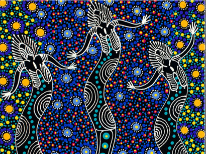 colleen_wallace_nungari_dreamtime_sisters_image1