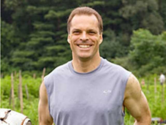 Julian Winter, sexiest vegetarian male over 50
