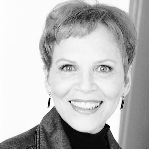 The author, Betsy Otter Thompson