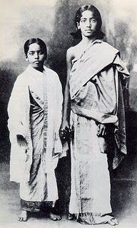 Nitya and Krishnamurti. Nitya was his younger brother, and it was Nitya's untimely passing that led Krishnamurti to question all the assumptions that had been made upon him.