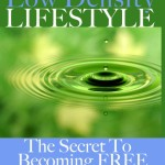 The Low Density Lifestyle Book is Here and On Sale for the Holidays!!