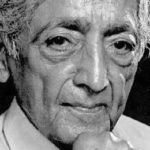 How Krishnamurti Unbrainwashed His Monkey